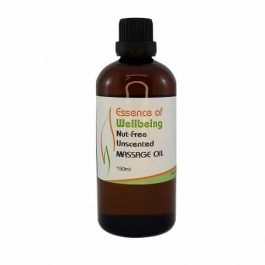 Nut-Free Unscented Massage Oil