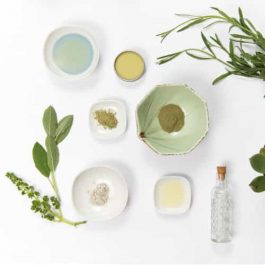 Raw Cosmetic Ingredients