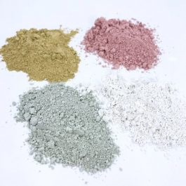 Cosmetic Clays